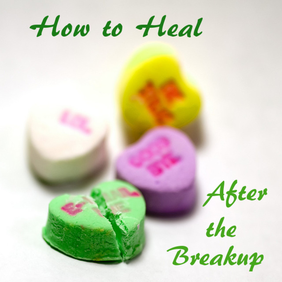 Healthy Steps to Heal Yourself After the Breakup
