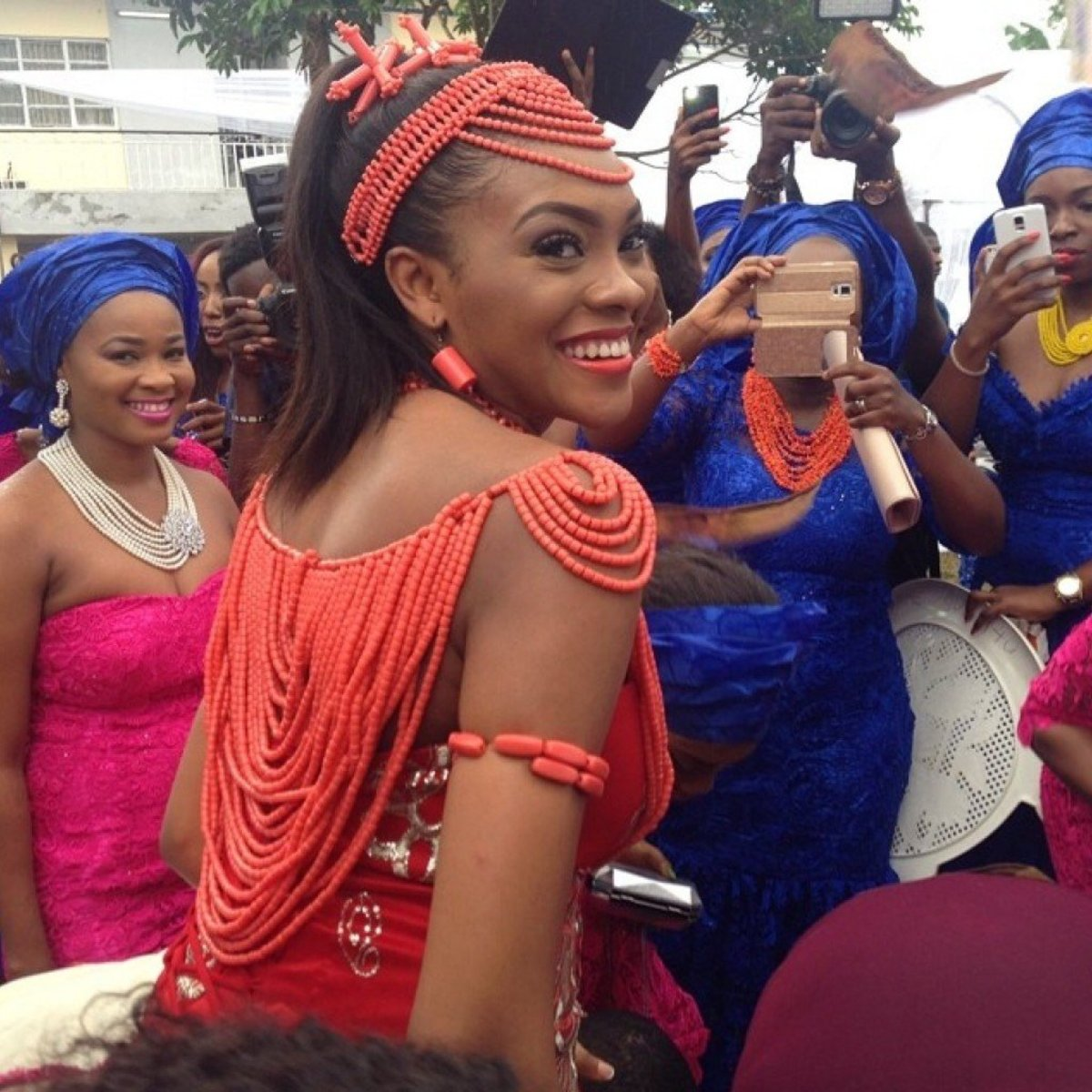 The Traditional Igbo Wedding Outfit  Holidappy-4269