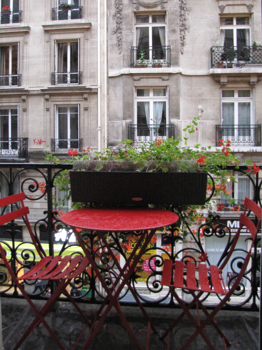 The Charming New Orient Hotel in Paris
