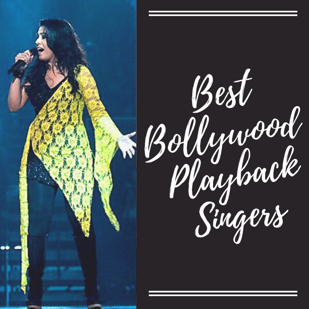 Best and Most Popular Bollywood Playback Singers