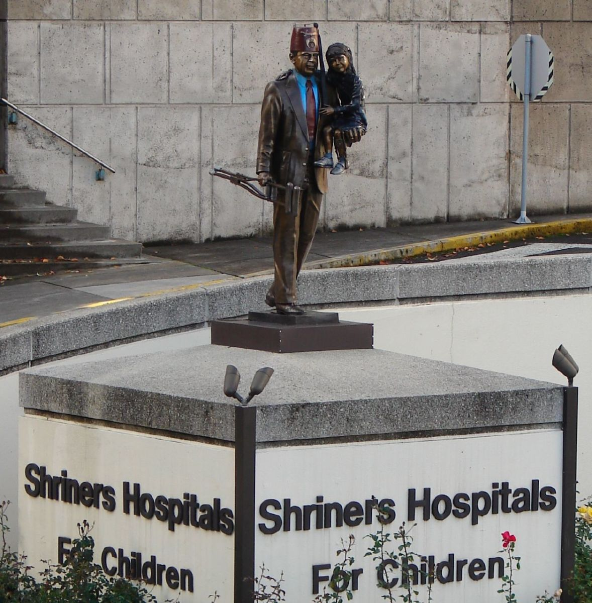 My Experience as a Patient at Shriners Hospital for Children