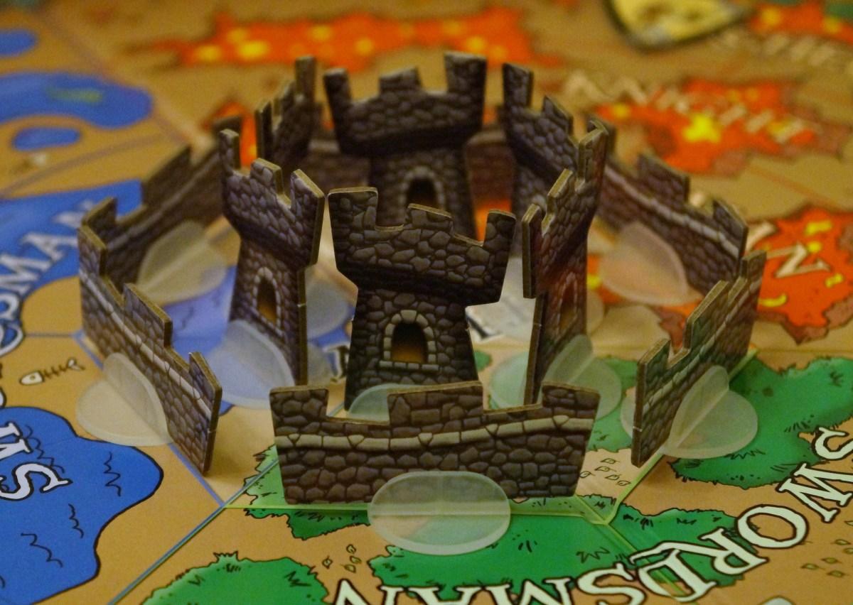 Munchkin Panic castle