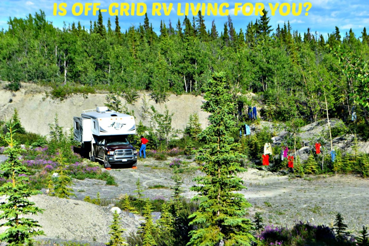 Is Off-Grid RV Living the Best Choice for You?