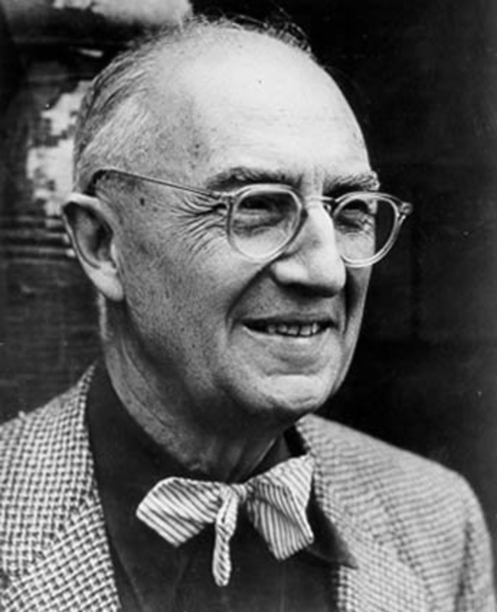 Modern Poetry : William Carlos Williams Doctor and Poet