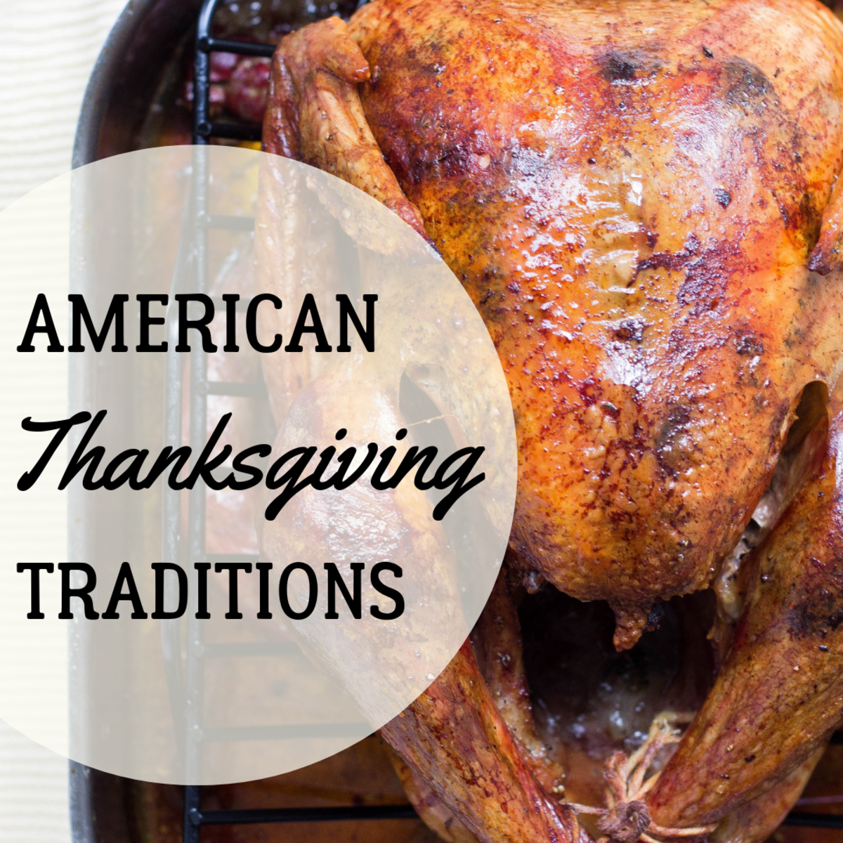 American Thanksgiving Traditions
