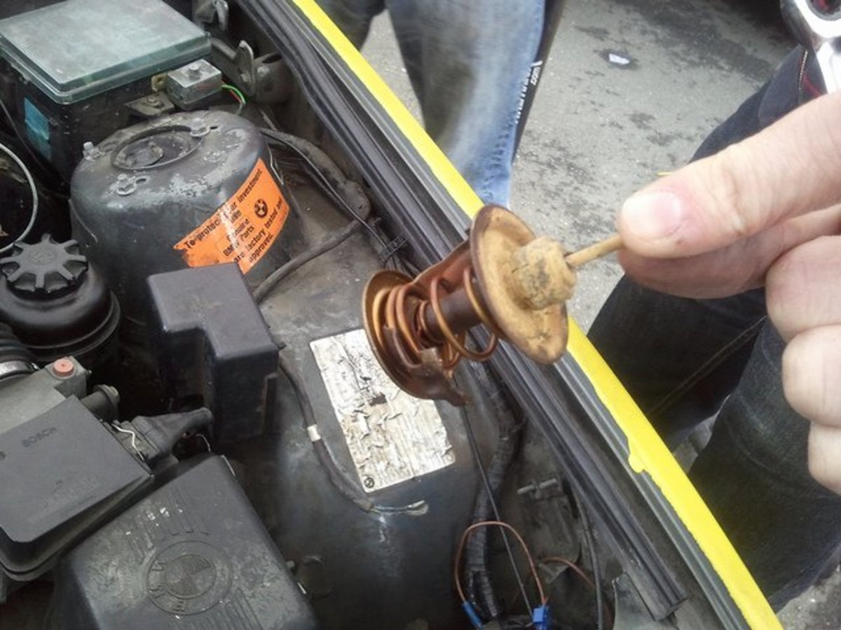 A bad thermostat can cause engine overheating or not allowed the engine to reach operating temperature.