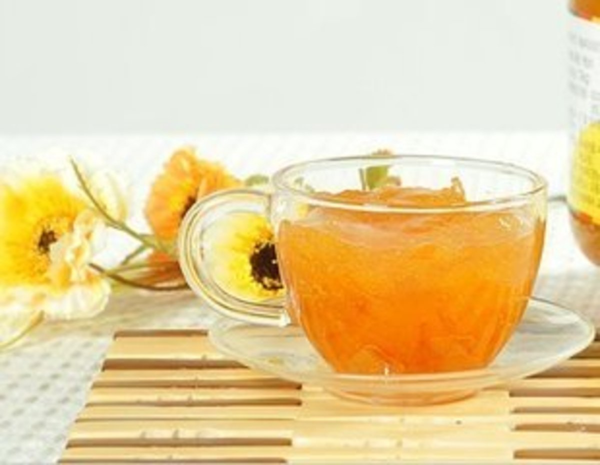How to Make Honey Pomelo Tea at Home