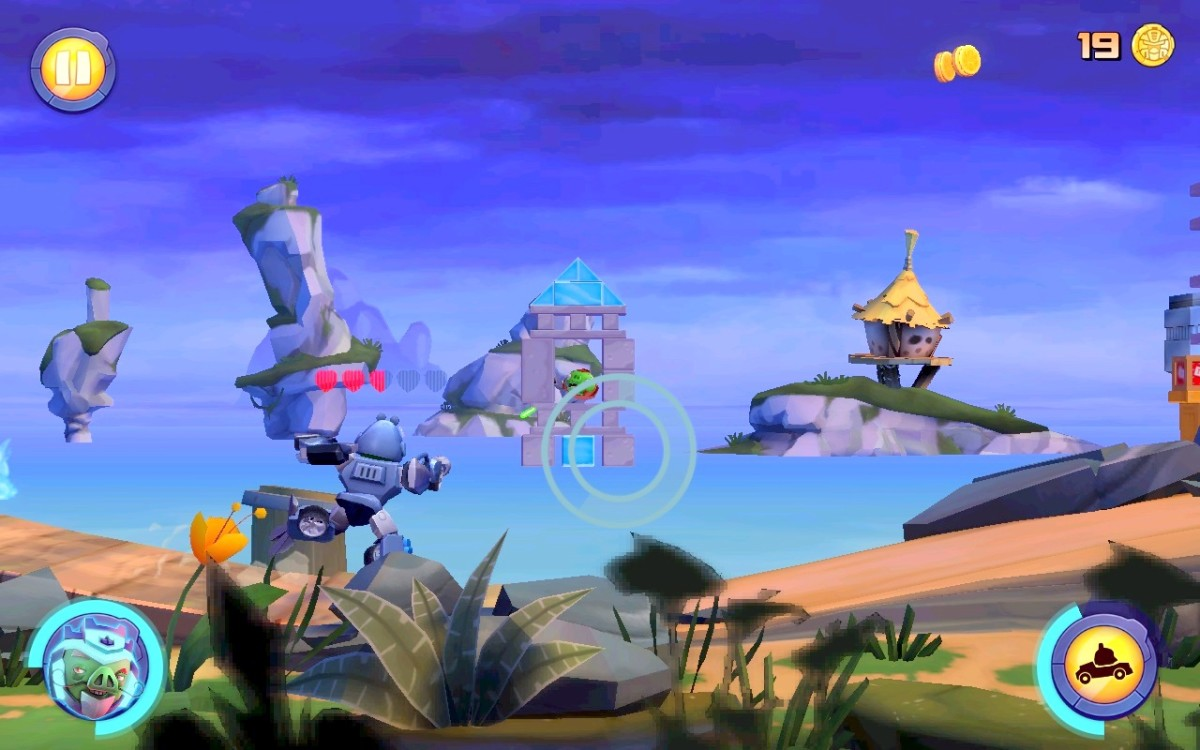 9 Angry Birds: Transformers Tips and Tricks