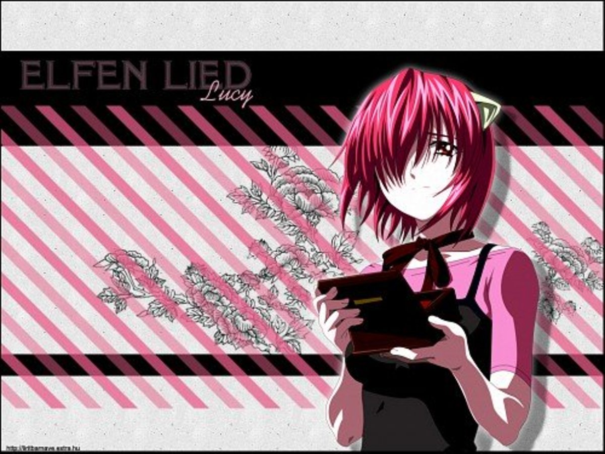 10 Anime Like Elfen Lied