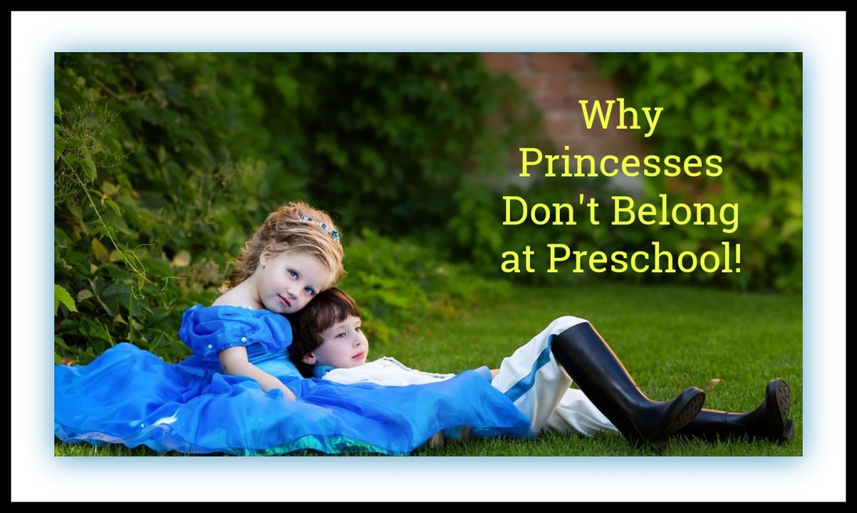 How to Choose a Preschool That Empowers Your Daughter: Avoiding the Princess Culture