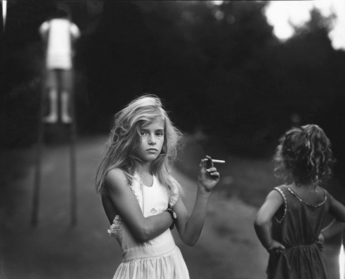 Sally Mann's Candy Cigarette: An Analysis