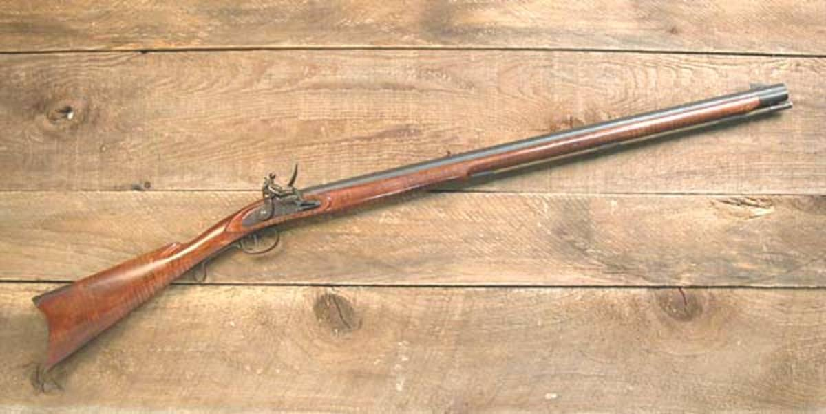 How to Build a Flintlock Rifle: Big Bore Hawken: Selecting the Parts