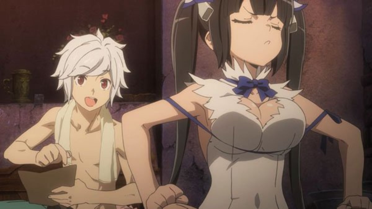 10 Anime like 'Danmachi' ('Is It Wrong to Try to Pick up Girls in a Dungeon?')
