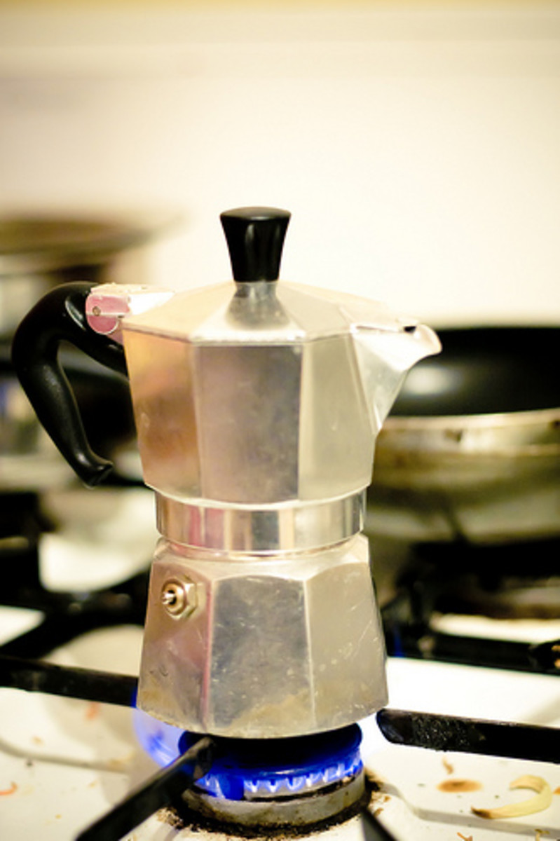 What's the Best Stovetop Espresso Maker? My Moka Pot Review