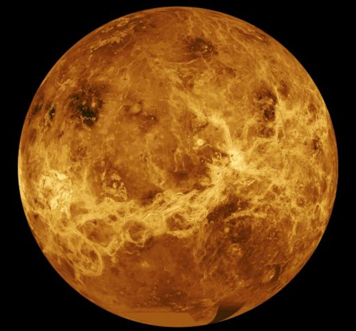 Top Ten Facts About Venus