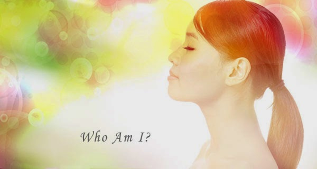 Who am I? I am a Girl with a Mind, a Woman with Confidence & a Lady with Class.