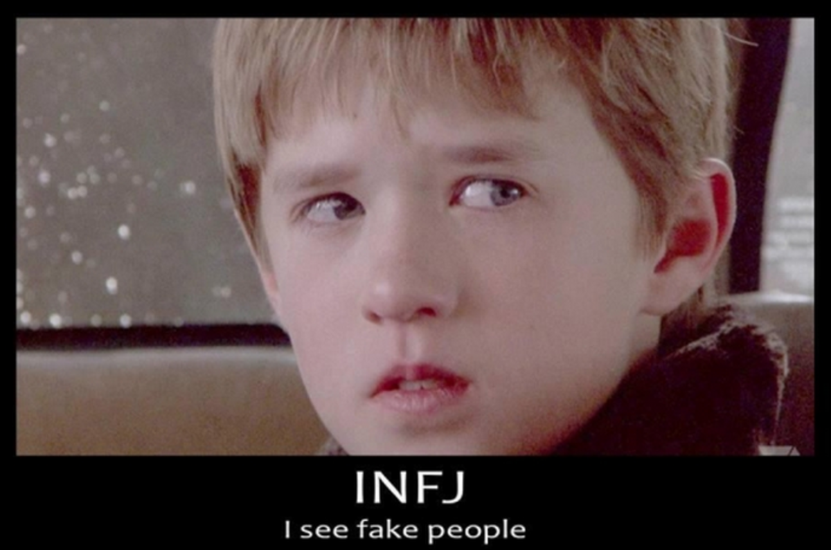 Online dating infj