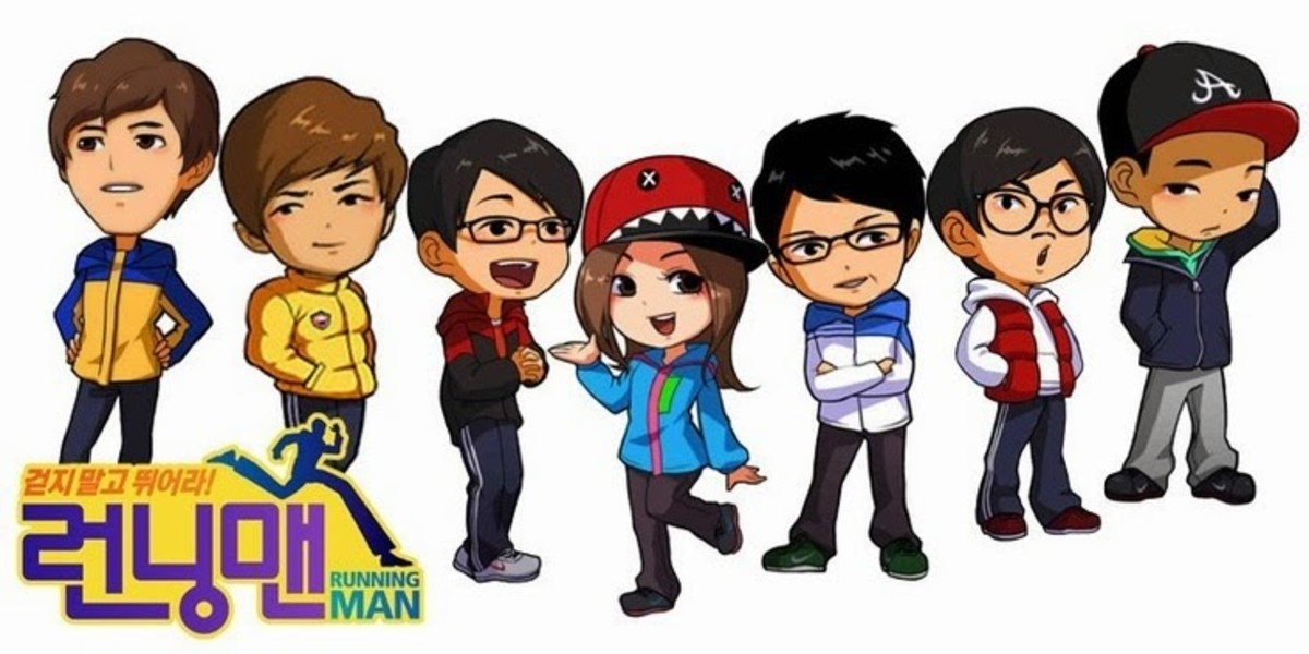 25 Things You Might Have Forgotten About Running Man