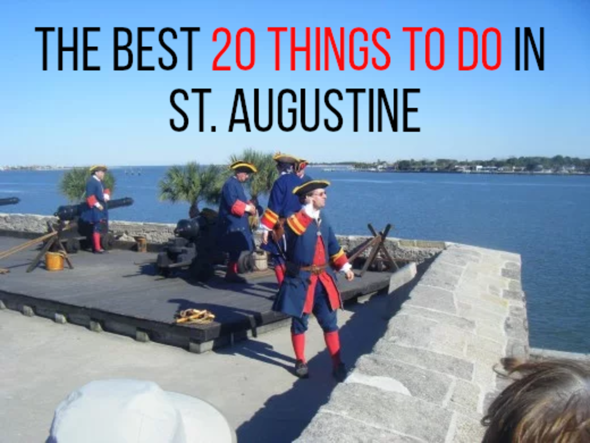 The 20 Best Things to Do in St Augustine, Florida