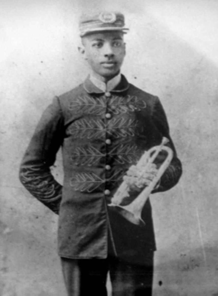 What Was the Name of W.C. Handy's First Successful Blues Song?