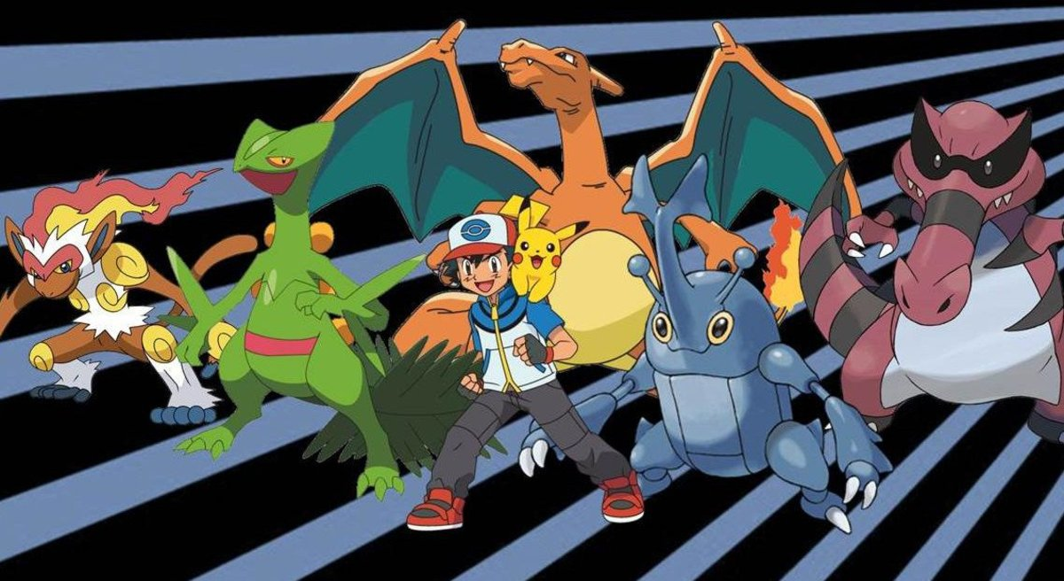 Top 7 Strongest Pokemon (From the Anime)