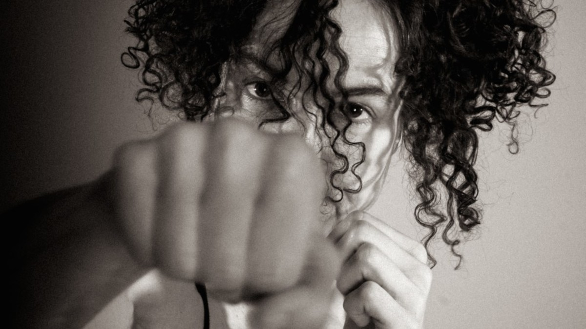 Self Defense Every Girl Should Know