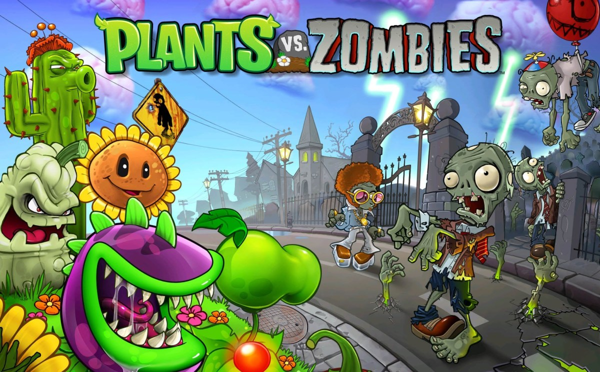 Top 6 Plants in Plants Vs Zombies 2
