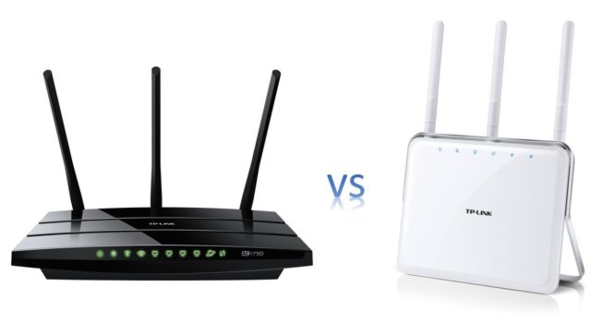 TP-Link Archer C7 vs Archer C8—Which Is Better?