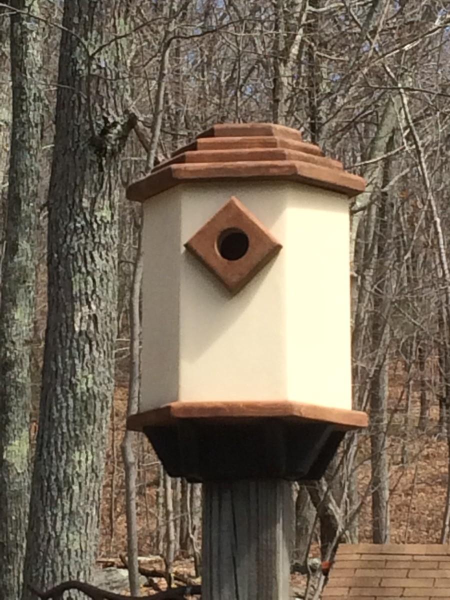 Dovecote Birdhouse Plans How To Build A Simple Dovecote