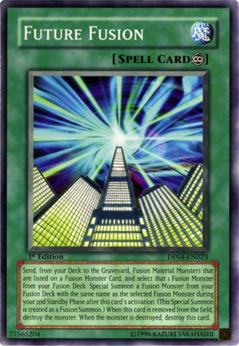 Yu-Gi-Oh's Top 6 Forbidden Magic Cards