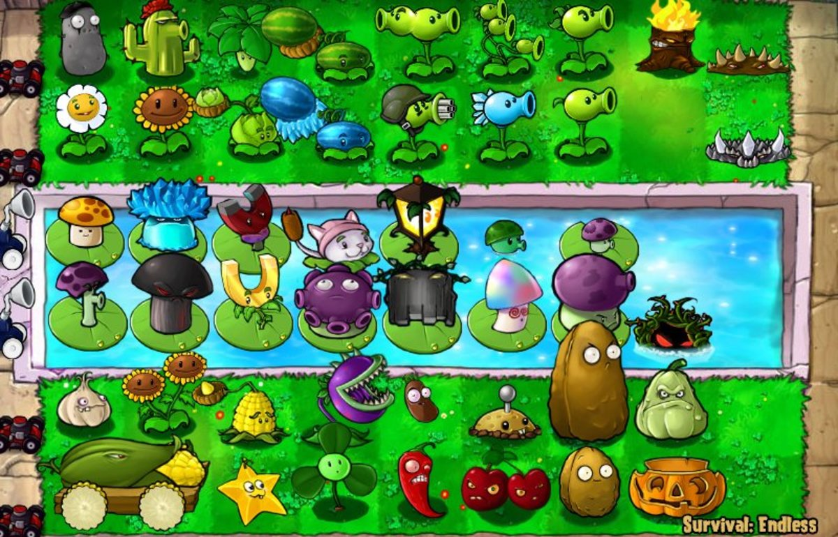 Plants Vs Zombies: Which Plant Are You?