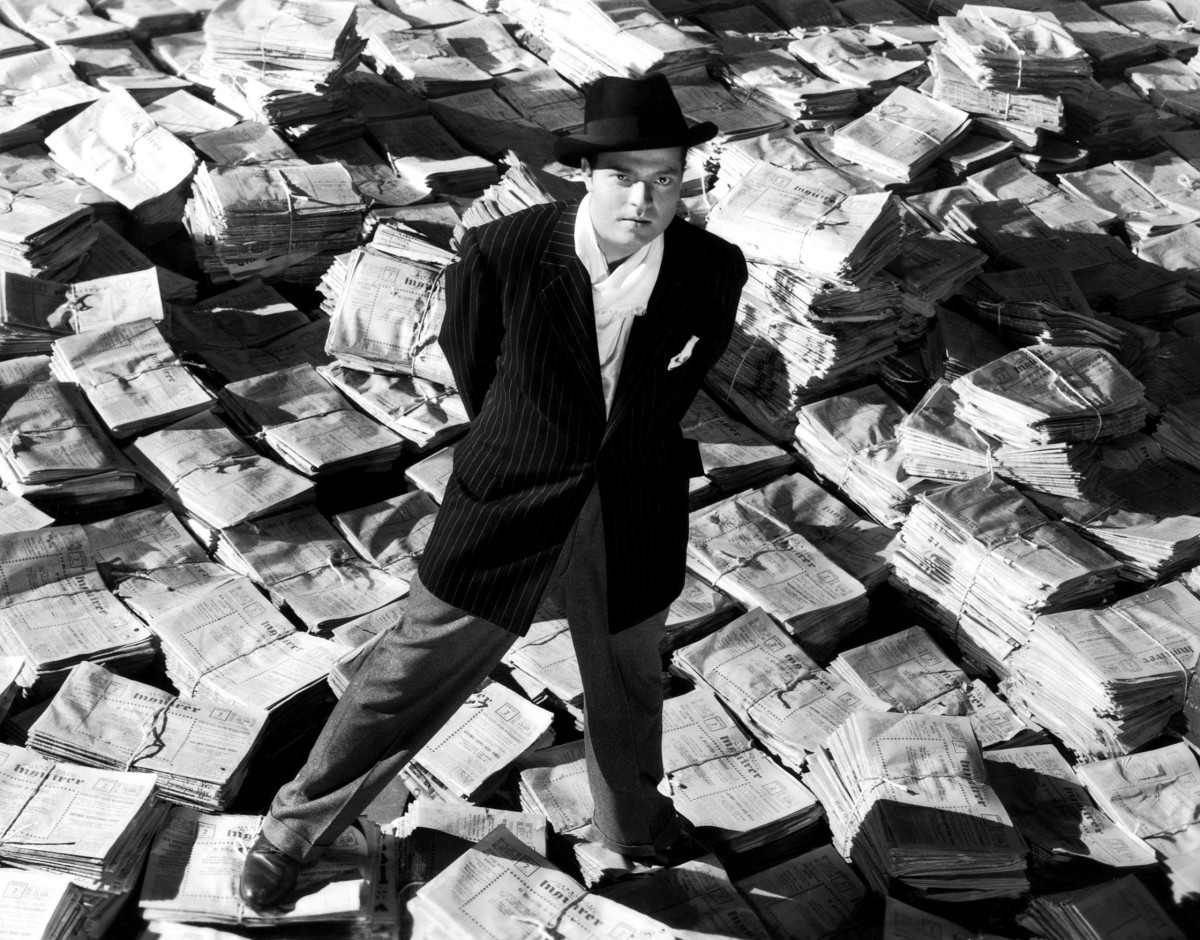 The Cold Wind of 'Citizen Kane'