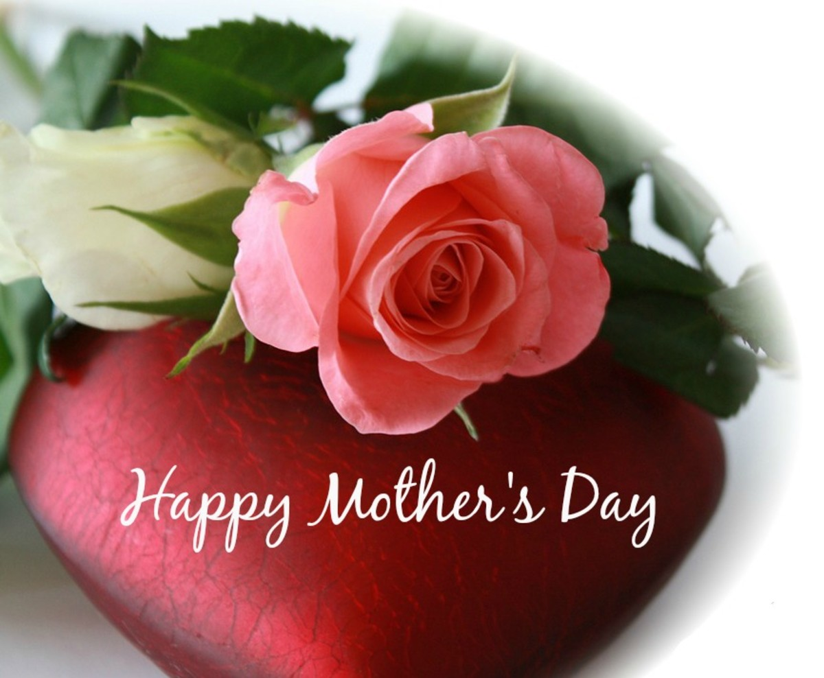 Let's celebrate Mother's Day, which is a day set aside to honor mothers.