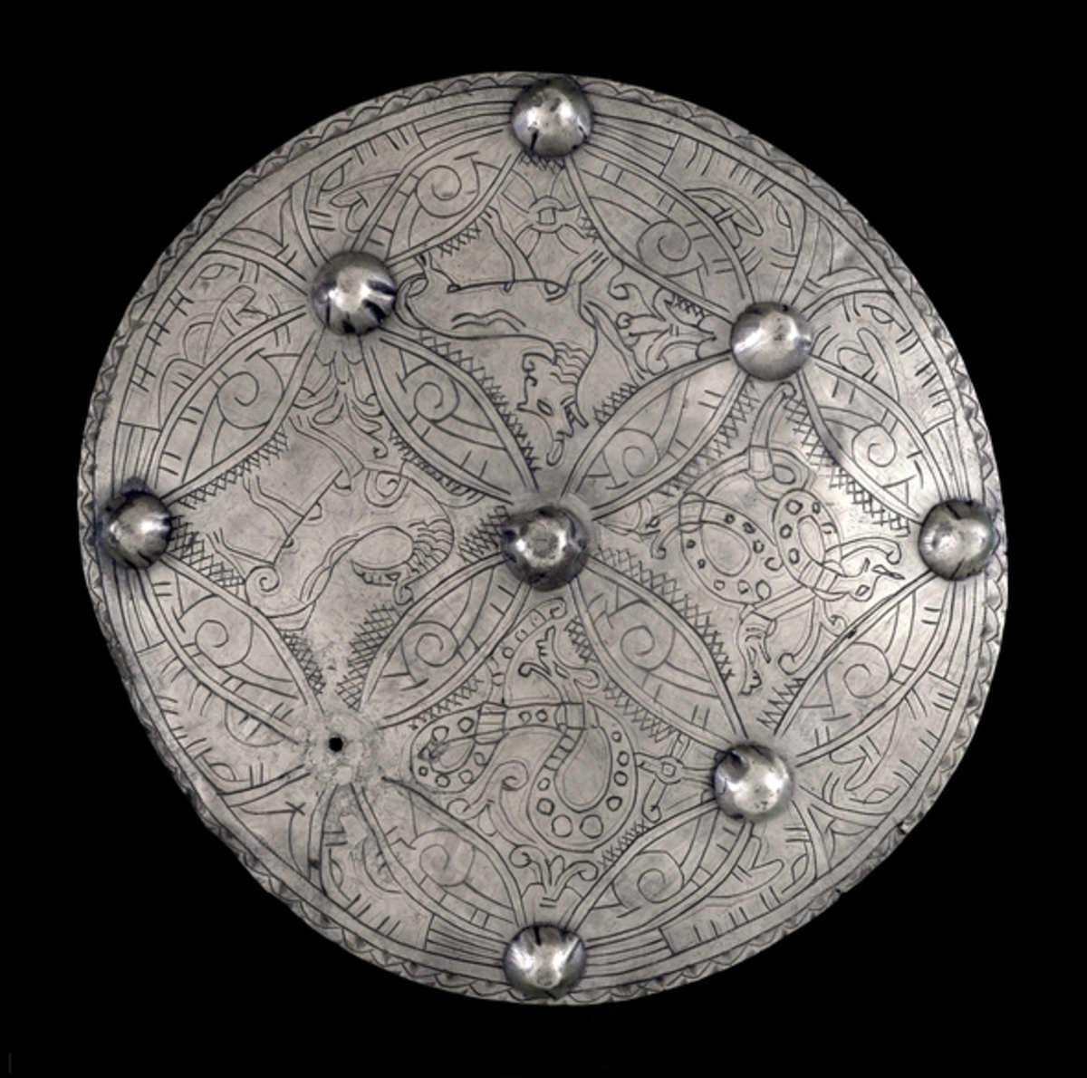 The Riddle of the Silver Brooch of Aedwen