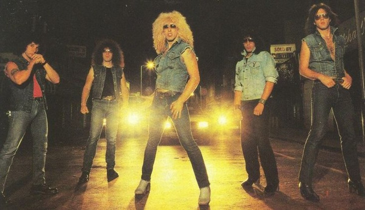 The Twisted Sister History: S.M.F. Forever!