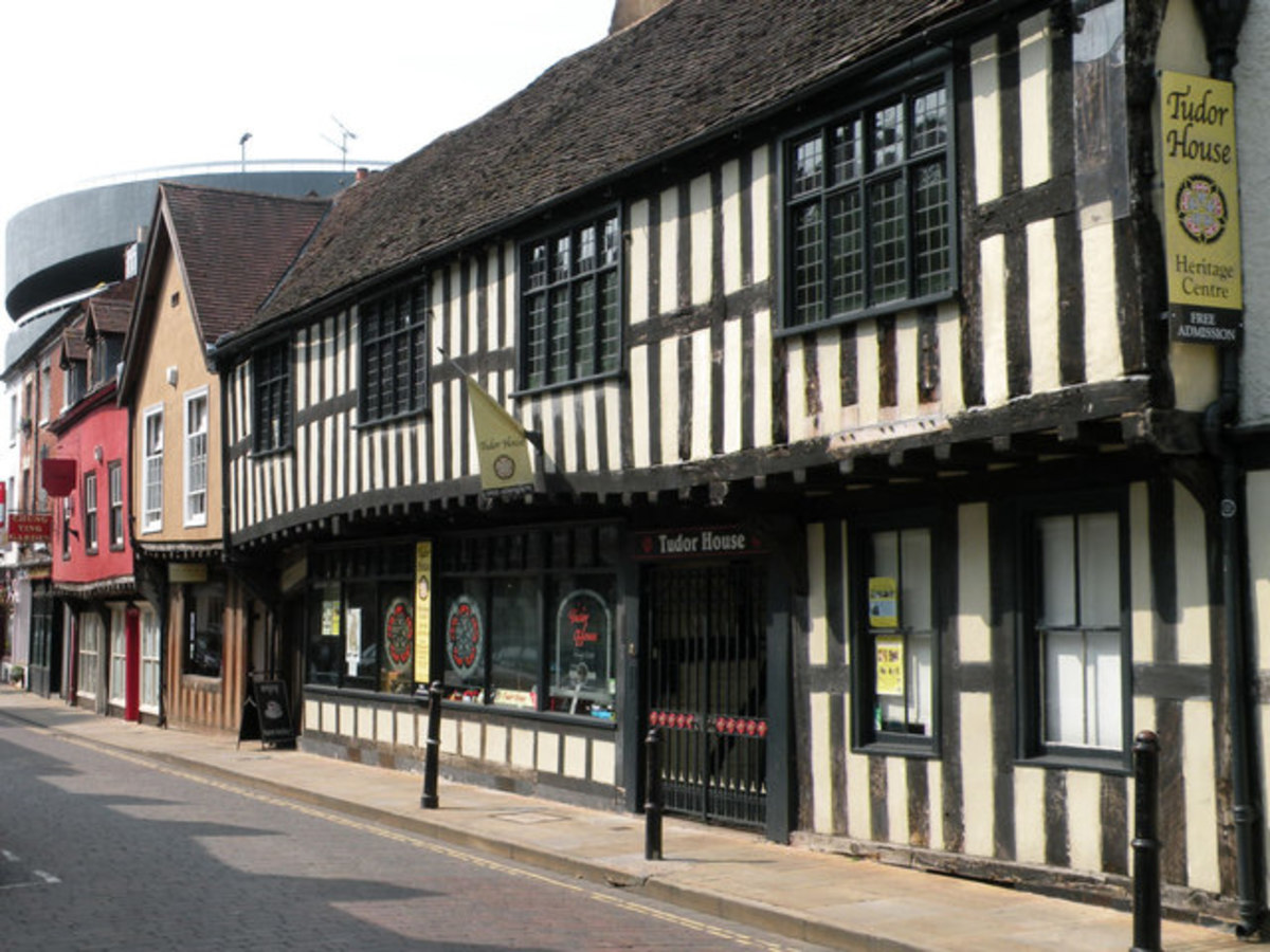 Tudor House Museum, Friar Street, Worcester. Photograph by Keith Edkins.