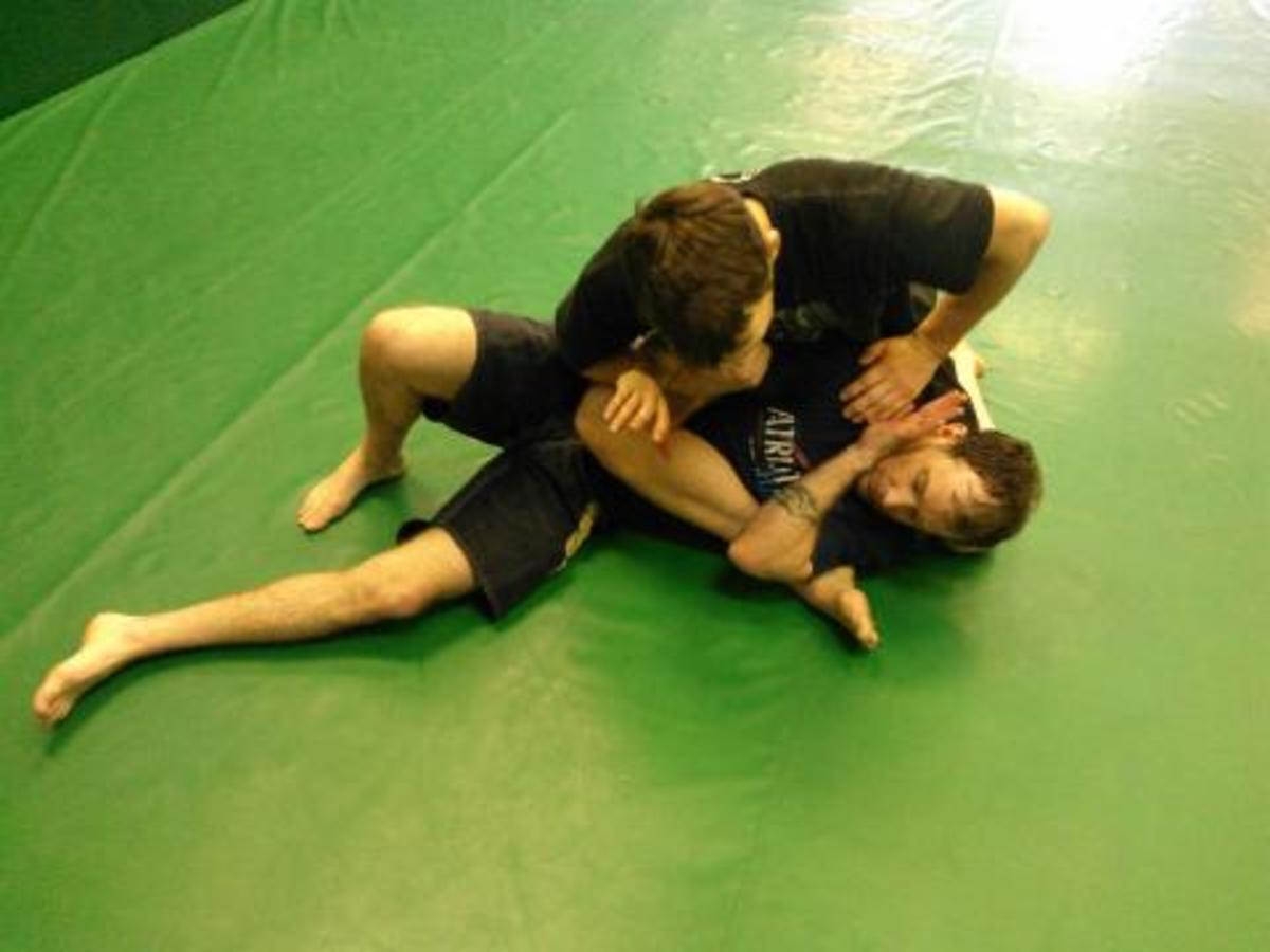 Escaping From S-Mount and Technical Mount Into Leglocks: A BJJ Tutorial