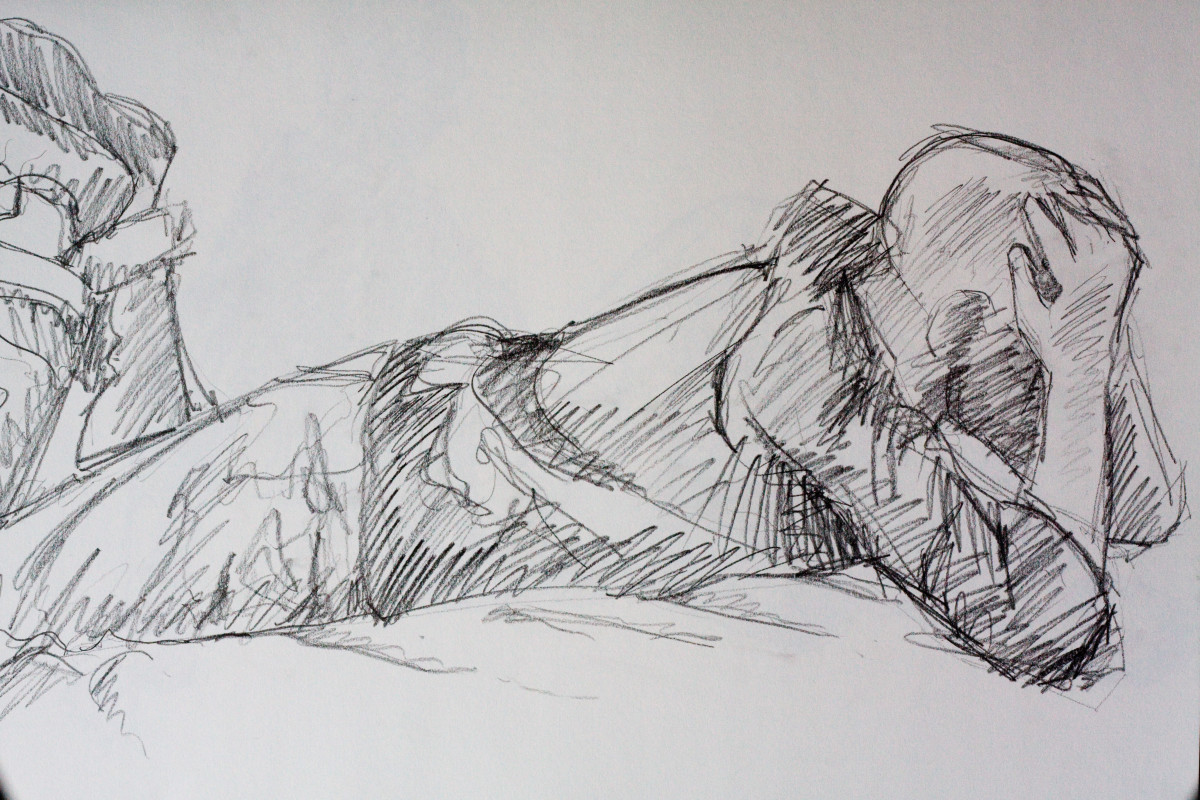 Figure drawing can be a challenge—but it doesn't have to be! Here are some tips to help you improve your drawing skills.