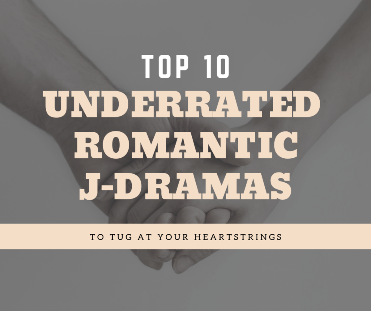 10 Underrated Japanese Romantic TV Drama | ReelRundown