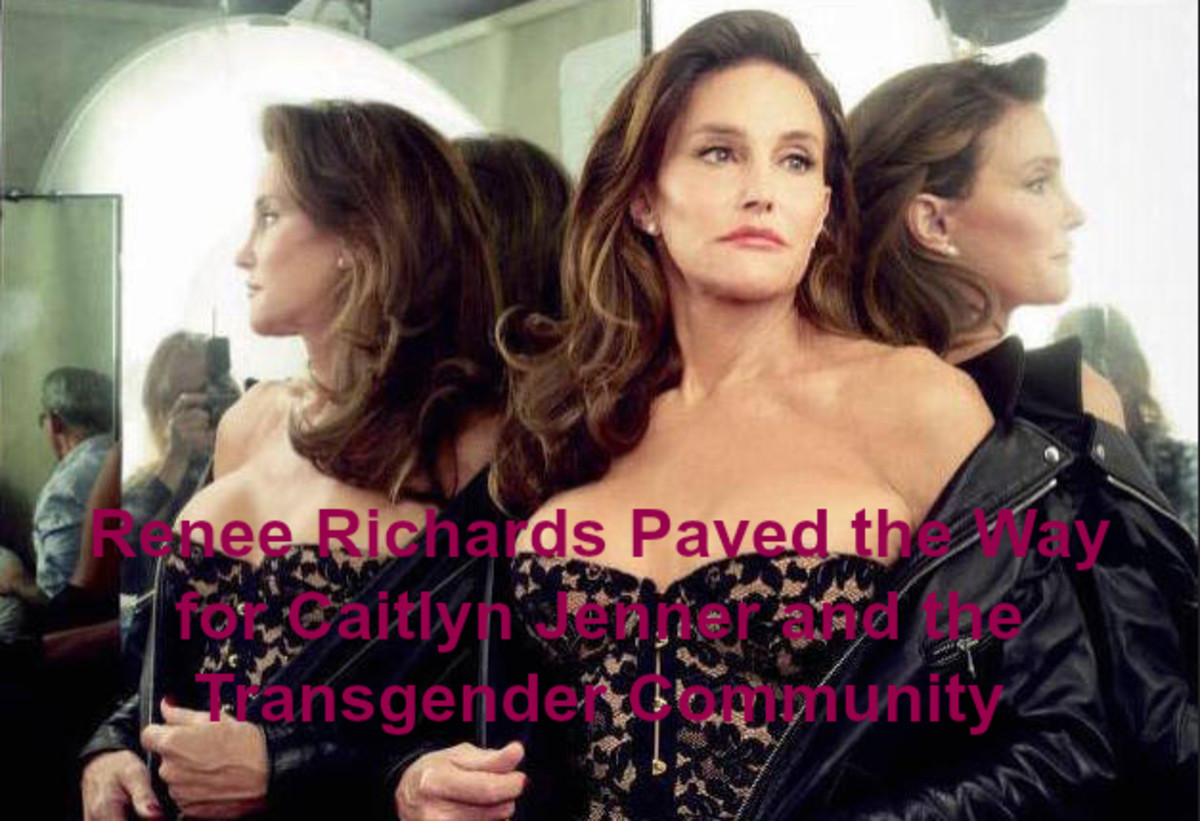 Who Are Famous Transgenders? How Renee Richards Blazed the Trail for Caitlyn Jenner