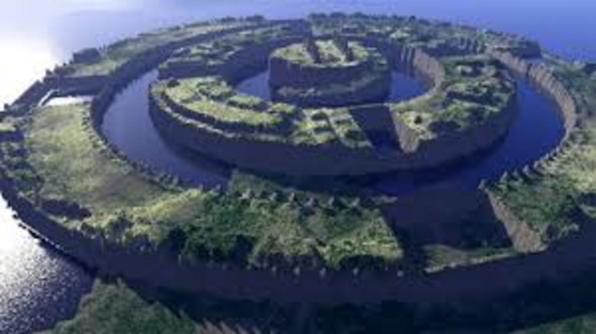 Atlantis: Lost City or Myth?