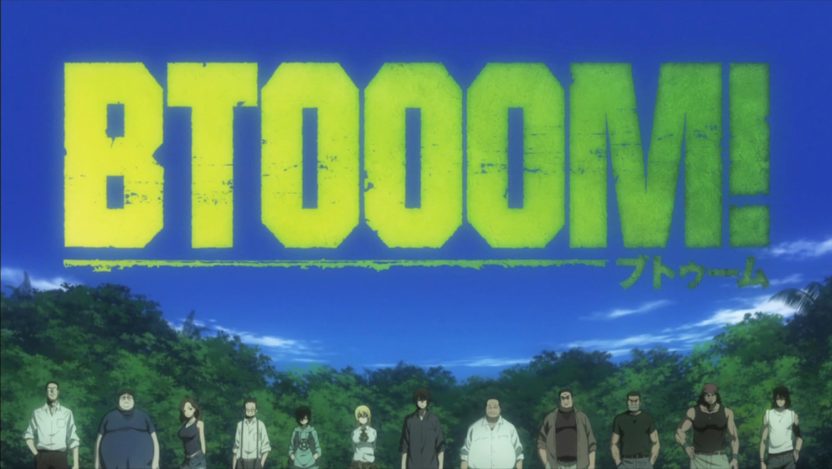 7 Anime Like 'Btooom!'