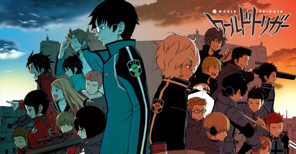 "7 Anime Like ""World Trigger"""