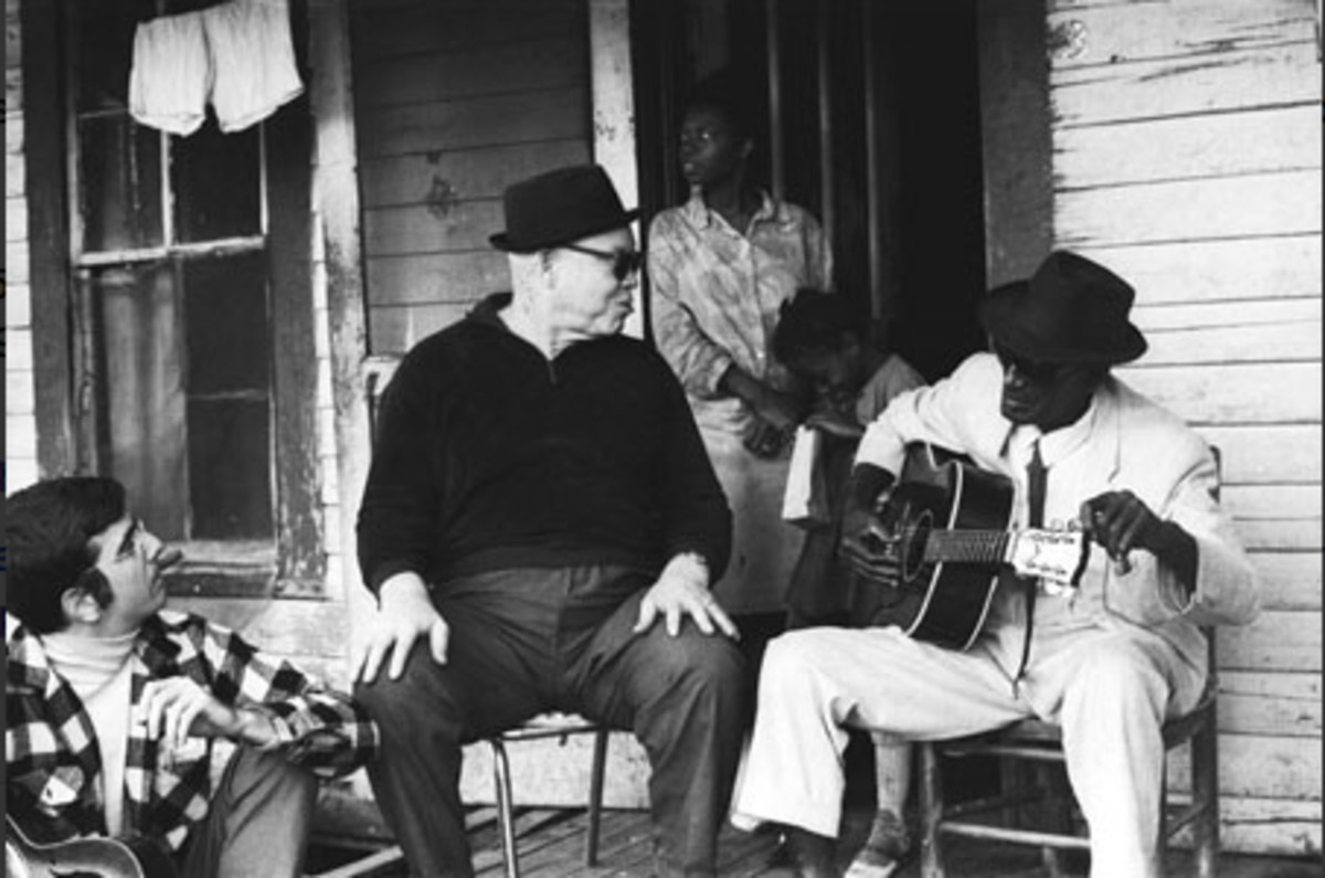 "John ""Piano Red"" Williams the Albino of Beale Street"