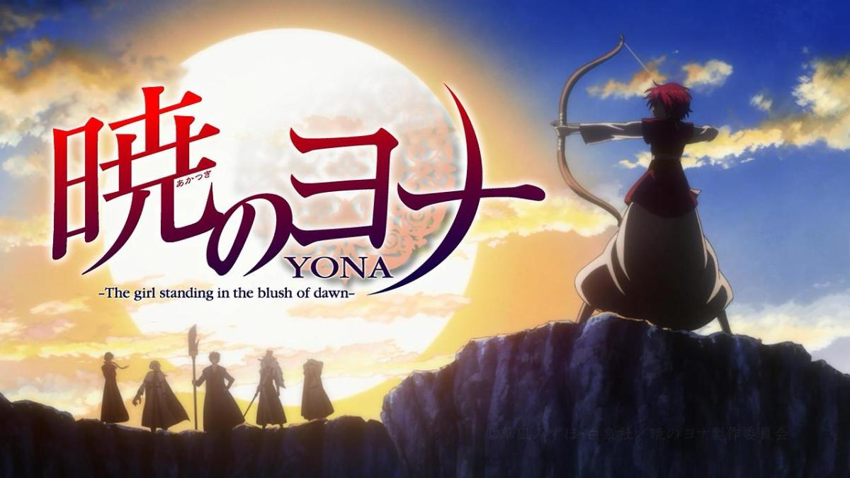 10 Anime Like Akatsuki no Yona (Yona of the Dawn)