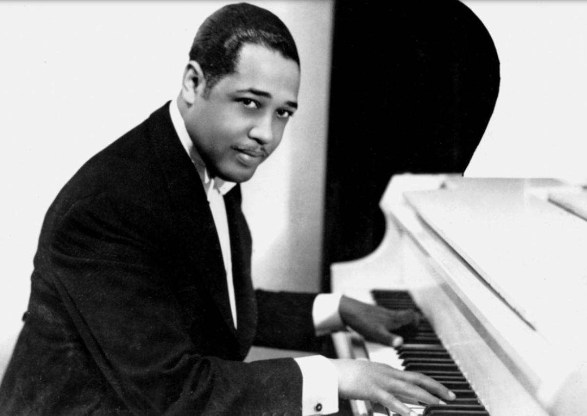 Duke Ellington, Robert R. Church, & The Beale Street Auditorium