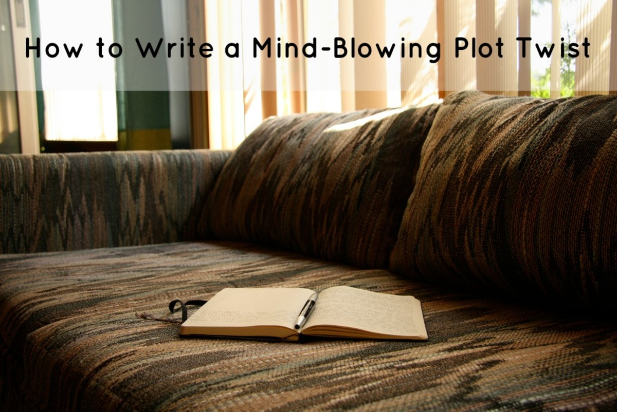 How to Write a Mind-Blowing Plot Twist