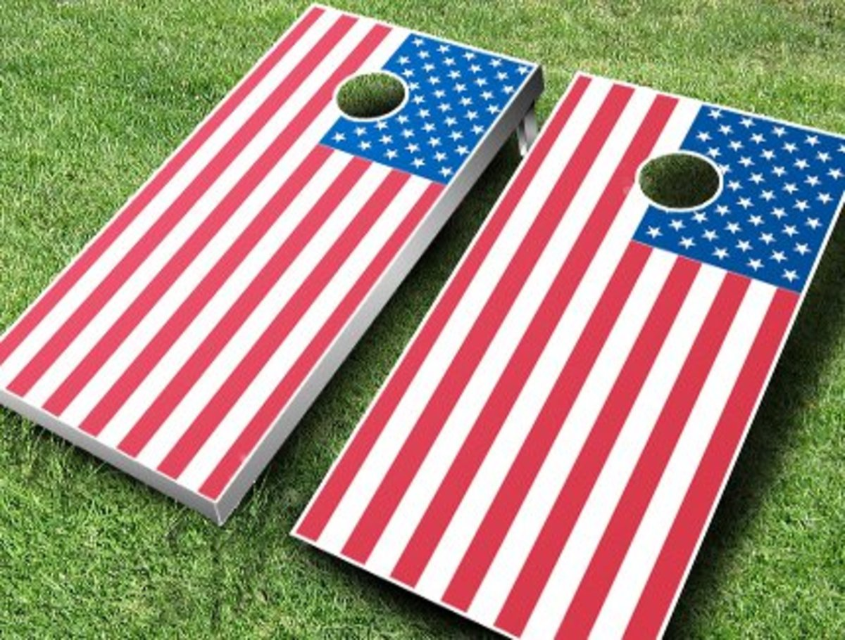 The Cornhole Game: History, Rules, Building Instructions and Fun Accessories!