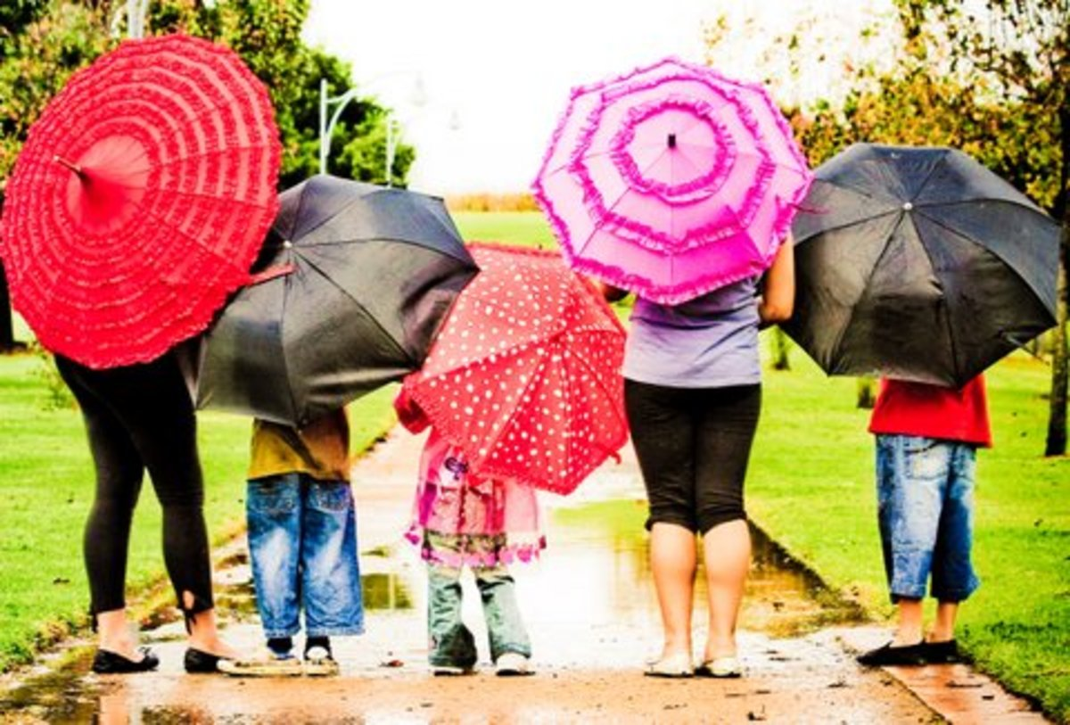 Seven happy songs that are perfect for a rainy day spinditty source ccuart Gallery