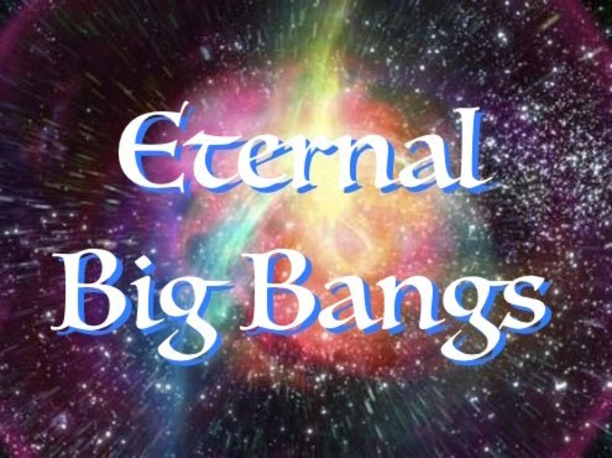 Is It Possible That More Than One Big Bang Created the Universe?